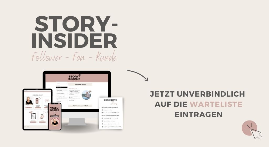 Story-Insider Onlinekurs